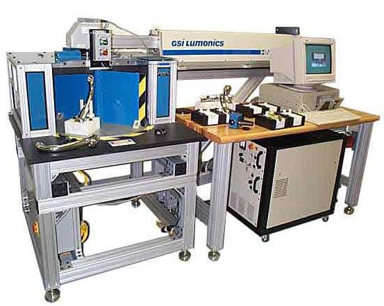 Laser Marking Machine, Promatic Automation, Asheville NC