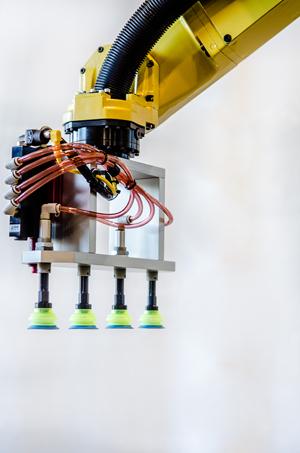 ProMATIC robotic EOA
