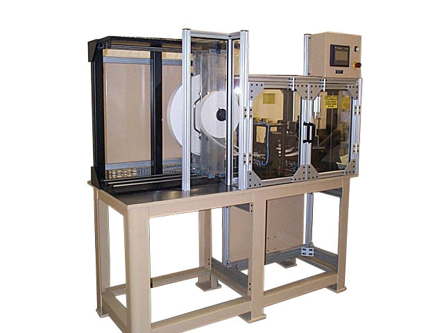 Automatic Cut-off Machine, ProMATIC Automation, Asheville, NC