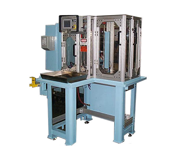 Automatic Bushing Assembly Machine, ProMATIC Automation, Asheville, NC