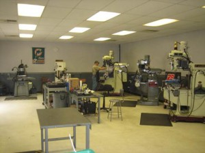 Machine Shop, ProMATIC Automation, Asheville, NC